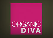Organic Diva Identity - Business Card