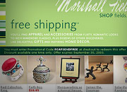 Marshall Field's Email Campaigns
